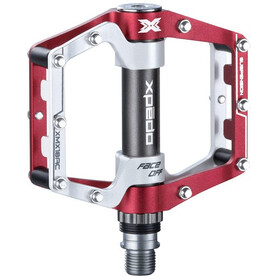 Xpedo XMX18AC Pedaler, red/white